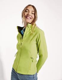 Nebraska Woman Softshell Jacket